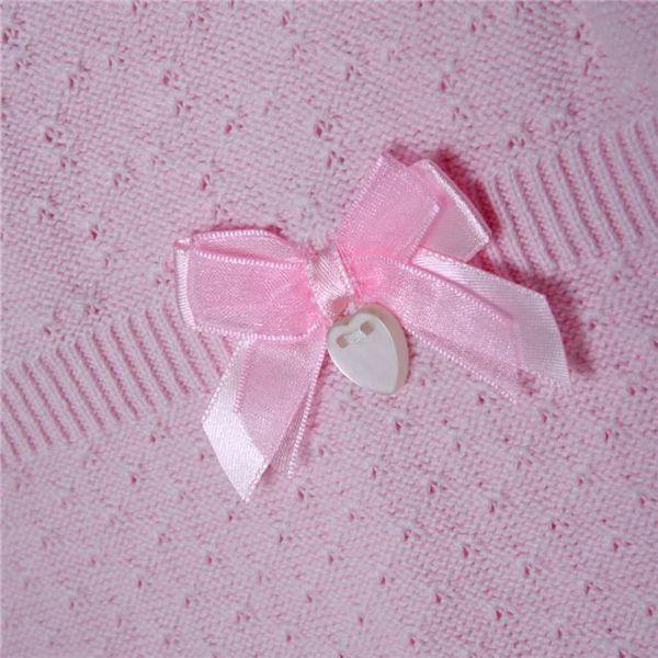 Bluesbaby PP0168/2pcs Pink 2 részes lánykaruhás garnitúra - Brendon - 137206