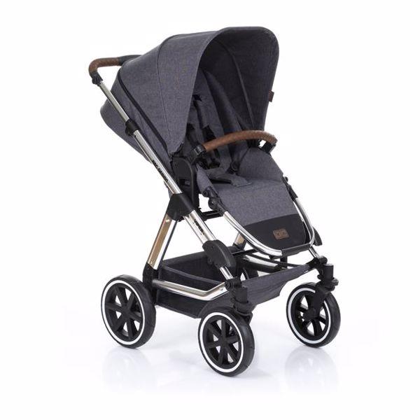 ABC Design Viper 4 Diamond Special Edition Asphalt detský kočík - Brendon - 137292