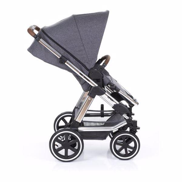 ABC Design Viper 4 Diamond Special Edition Asphalt detský kočík - Brendon - 137294