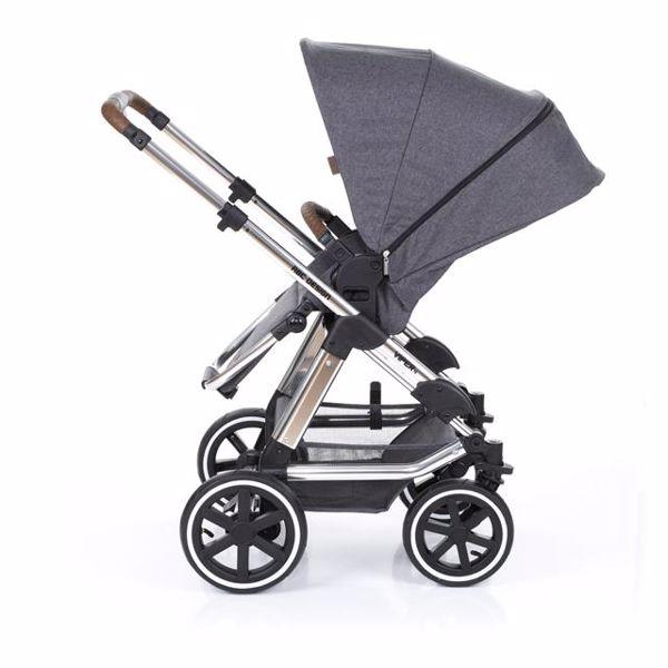 ABC Design Viper 4 Diamond Special Edition Asphalt detský kočík - Brendon - 137296