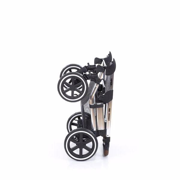 ABC Design Viper 4 Diamond Special Edition Asphalt detský kočík - Brendon - 137300