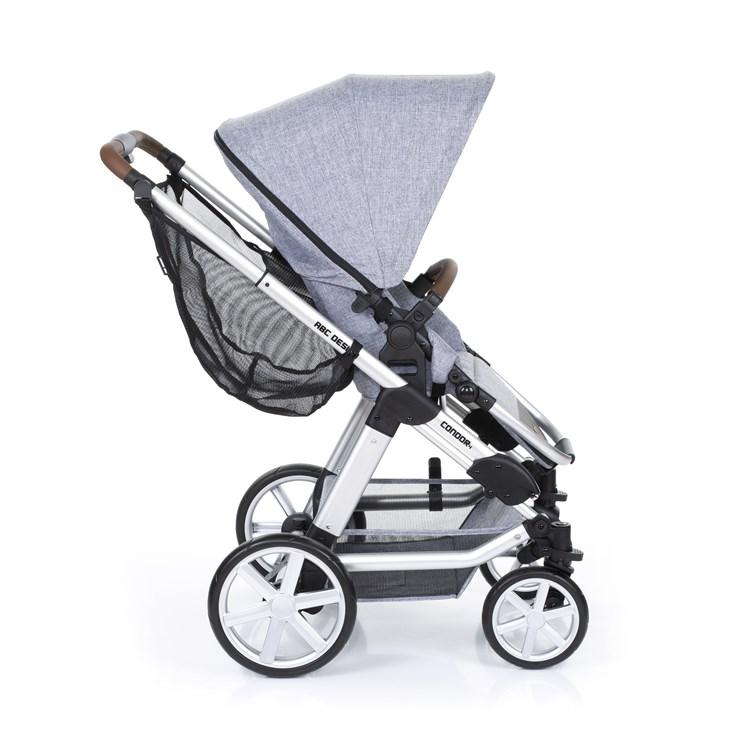 ABC Design Shopping Bag Black nákupný košík - Brendon - 137336