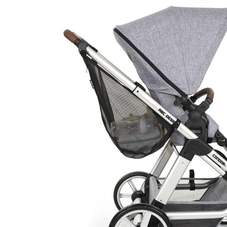 ABC Design Shopping Bag Black nákupný košík - Brendon - 137340