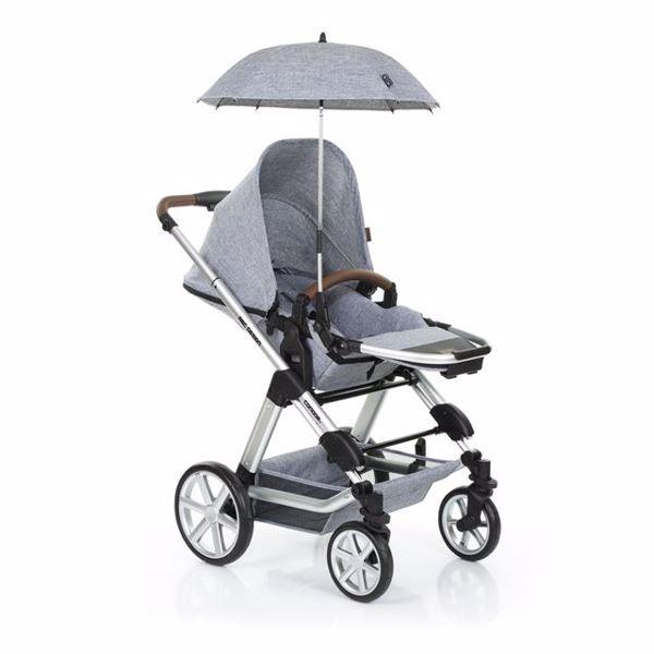 ABC Design Sunny Graphite Grey slnečník - Brendon - 137363