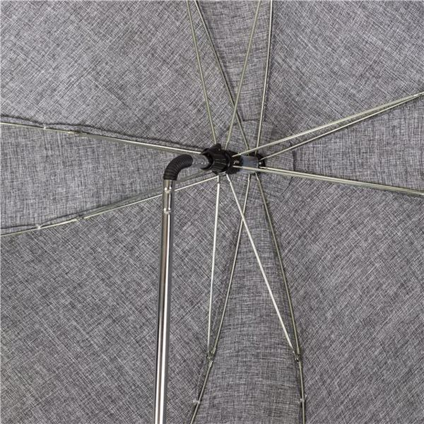 ABC Design Sunny Graphite Grey slnečník - Brendon - 137365