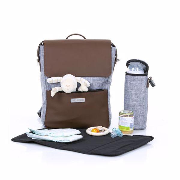 ABC Design Backpack City Graphite Grey ruksak - Brendon - 137384
