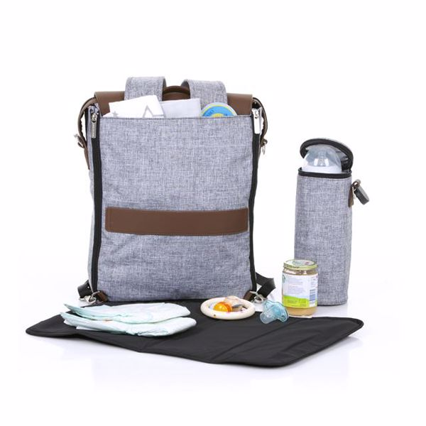 ABC Design Backpack City Graphite Grey ruksak - Brendon - 137385