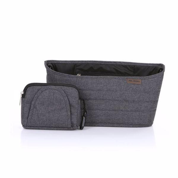 ABC Design Organizer Asphalt taška na plienky - Brendon - 137422