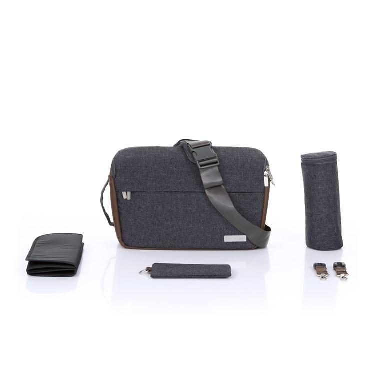 ABC Design Shoulder Bag Slide Street taška na plienky - Brendon - 137433