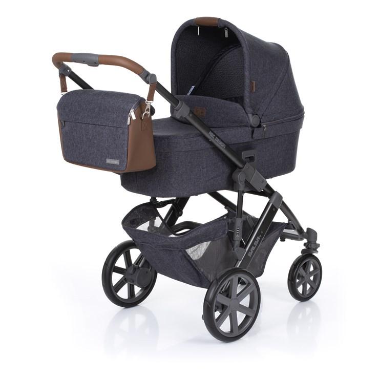 ABC Design Shoulder Bag Slide Street taška na plienky - Brendon - 137434