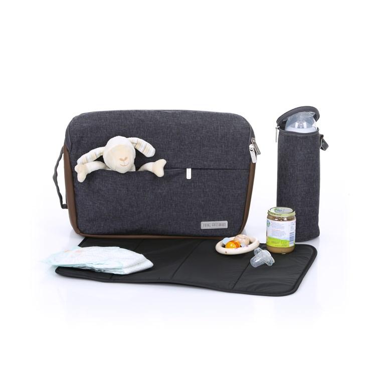 ABC Design Shoulder Bag Slide Street taška na plienky - Brendon - 137435