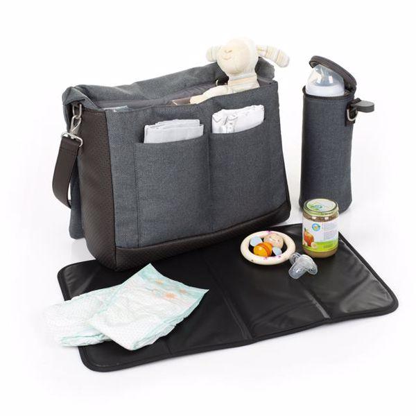 ABC Design Urban Mountain taška na plienky - Brendon - 137469