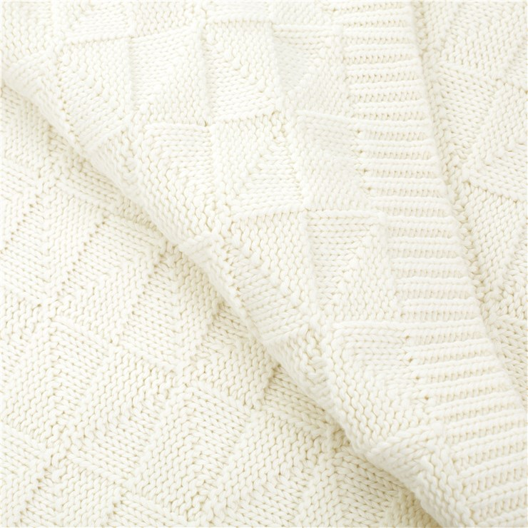 ABC Design Blanket Cream prikrývka - Brendon - 137490