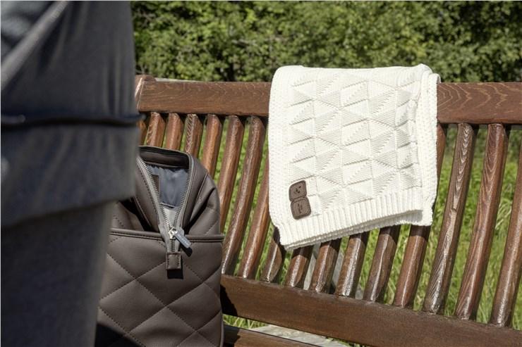 ABC Design Blanket Cream prikrývka - Brendon - 137501