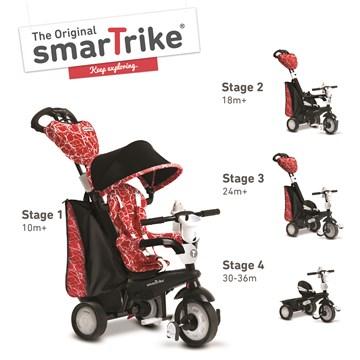 smarTrike Chic  tricykel - Brendon - 138256