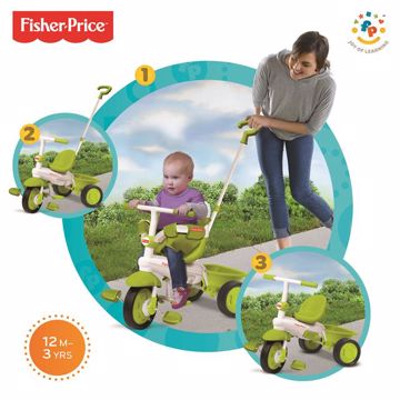 Fisher Price Classic  tricikli - Brendon - 139278