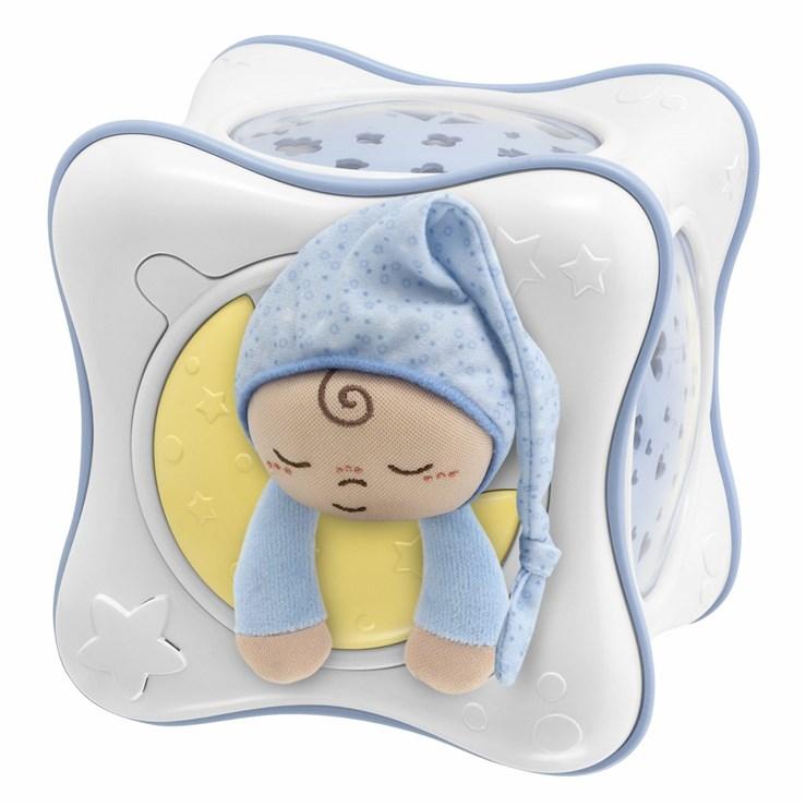 Chicco Rainbow Cube Boy altató játék - Brendon - 139726