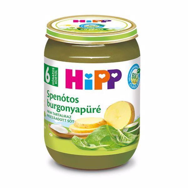 Hipp Spenótos burgonyapüré 190g  bébiétel - Brendon - 139737
