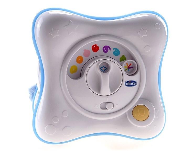 Chicco Rainbow Cube Boy altató játék - Brendon - 139936