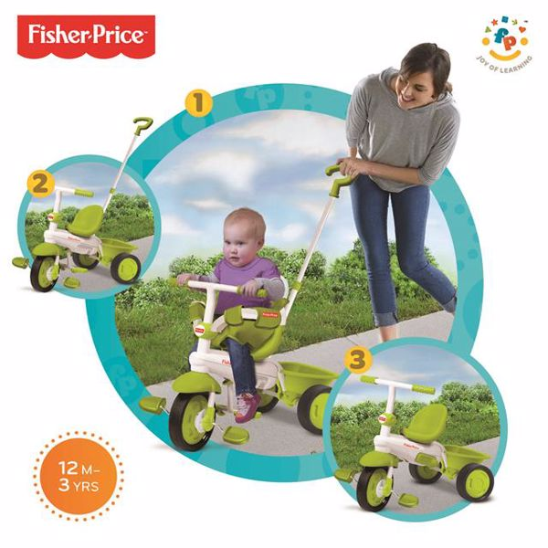 Fisher Price Classic  tricykel - Brendon - 140278