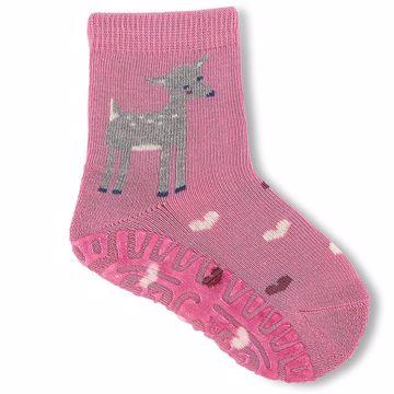 Sterntaler 8131812 728 Rose ponožky - Brendon - 140552