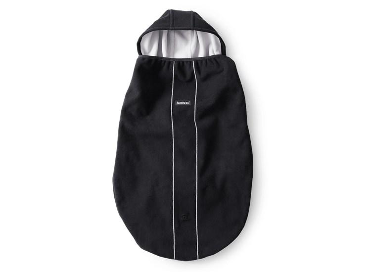 BabyBjörn Cover for Baby Carrier Black fusak ku klokanke - Brendon - 141184