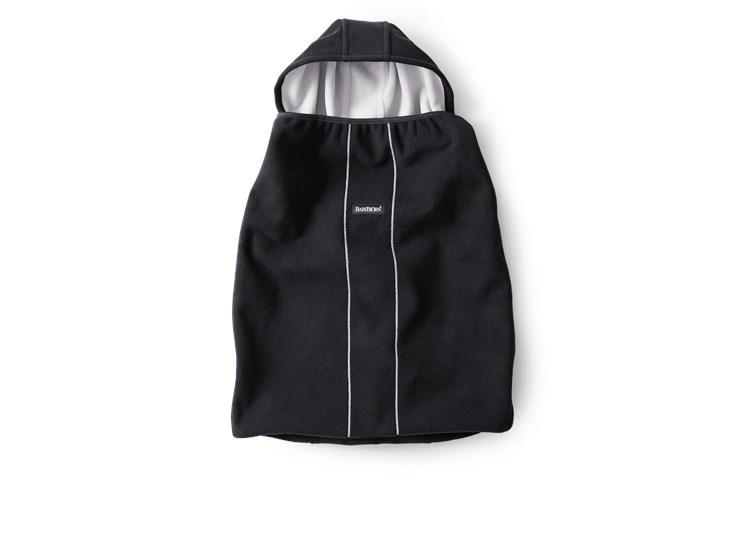 BabyBjörn Cover for Baby Carrier Black fusak ku klokanke - Brendon - 141185