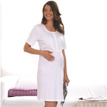 Brendon Maternity Melania White hálóing 6e85767fbc