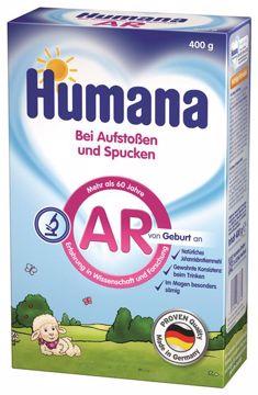 3ab51e8aa5 Humana AR 400g SK kojenecké mlieko