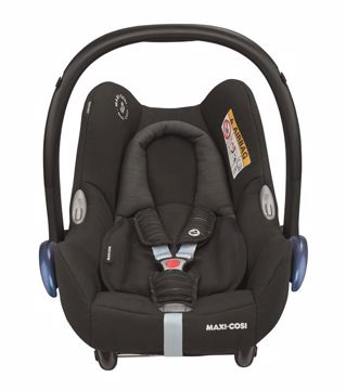 Maxi-Cosi CabrioFix Scribble black hordozó 0-13 kg - Brendon - 146105