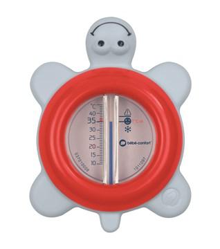 Bébé Confort Bath thermometer tortoise Navy Red vízhőmérő - Brendon - 146227