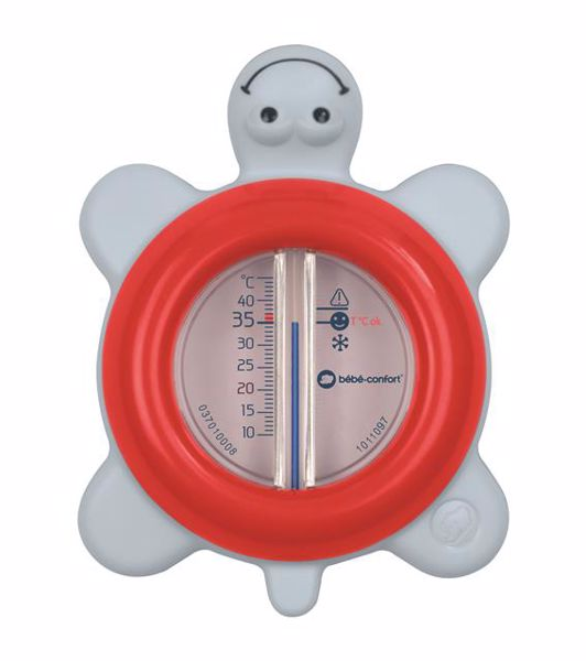 Bébé Confort Bath thermometer tortoise Navy Red teplomer do vody - Brendon - 147227