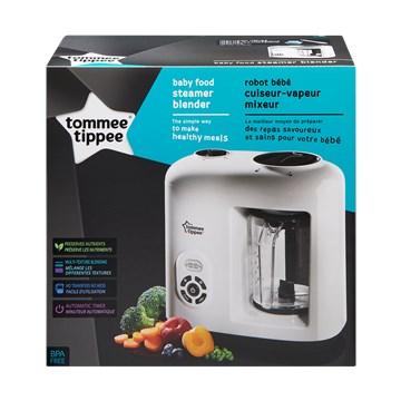 Tommee Tippee Steamer Blender  pároló- és turmixgép - Brendon - 149167