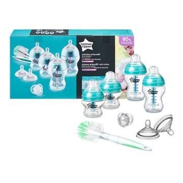 Tommee Tippee Advanced Anti-Colic Newborn Starter Kit  műanyag cumisüveg - Brendon - 149184