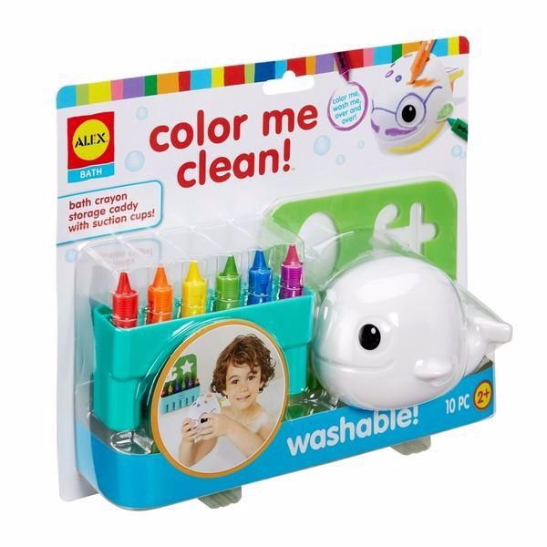 Alex Color Me Clean Whale  hračka do vody - Brendon - 150151