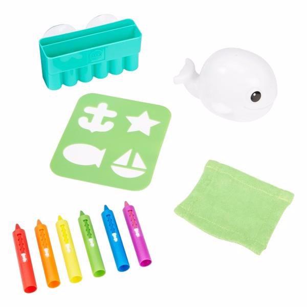 Alex Color Me Clean Whale  hračka do vody - Brendon - 150153