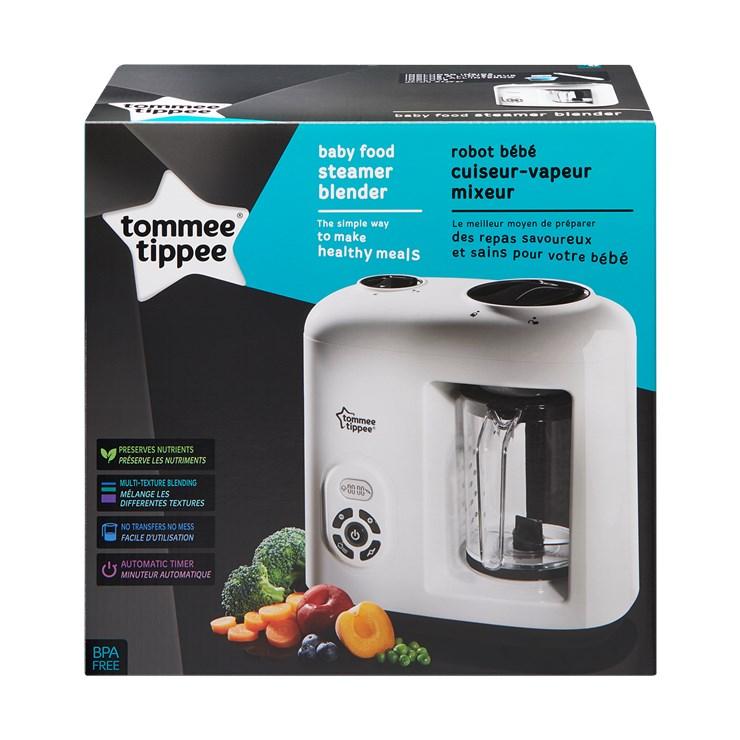 Tommee Tippee Steamer Blender  Parný hrniec a mixér - Brendon - 150167