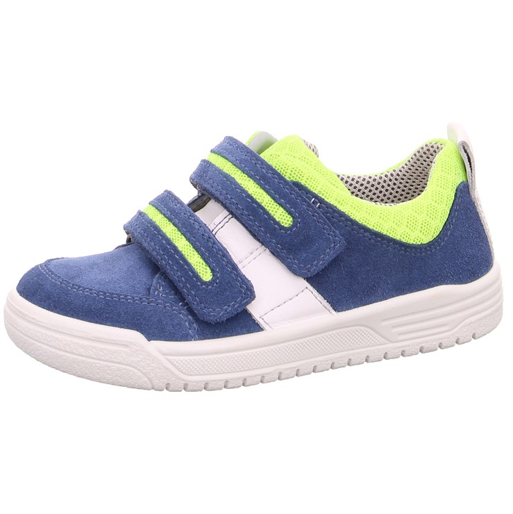 Superfit 9053 81 Blau Grün cipő - Brendon - 151682