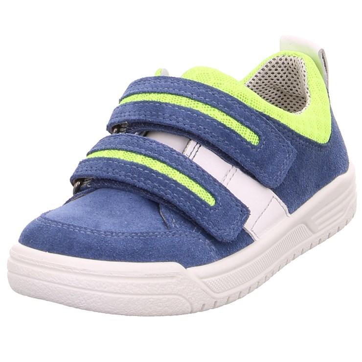 Superfit 9053 81 Blau Grün cipő - Brendon - 151683