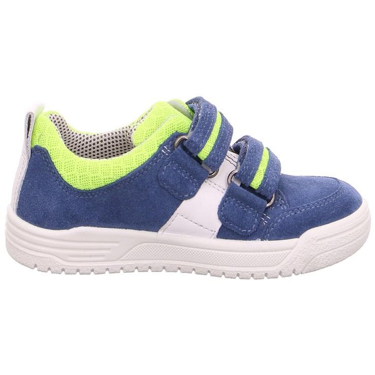 Superfit 9053 81 Blau Grün cipő - Brendon - 151685