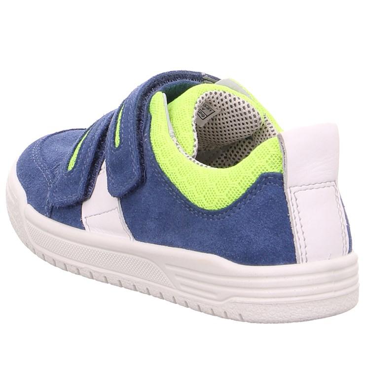 Superfit 9053 81 Blau Grün cipő - Brendon - 151687