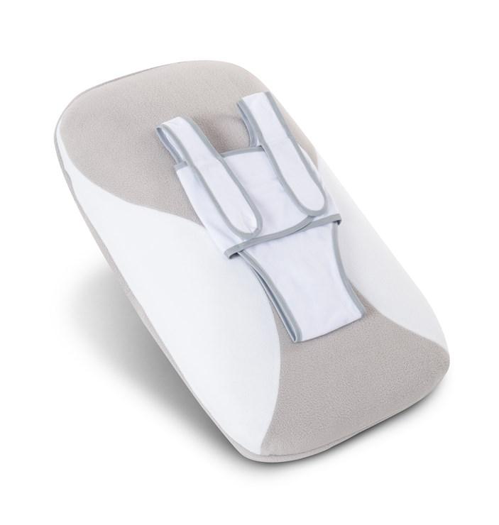 babocush Comfort Cushion Grey/White príslušenstvo ku kreslu na odpočívanie - Brendon - 151849