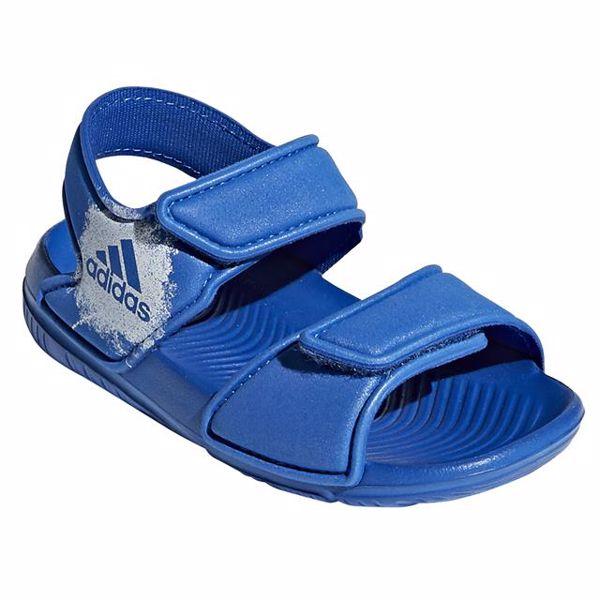 adidas BA9281 Blue sandále - Brendon - 151894