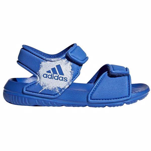 adidas BA9281 Blue sandále - Brendon - 151895