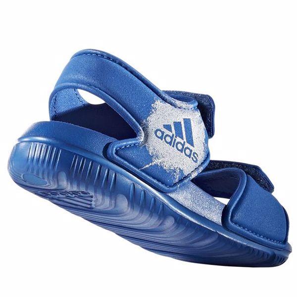adidas BA9281 Blue sandále - Brendon - 151896