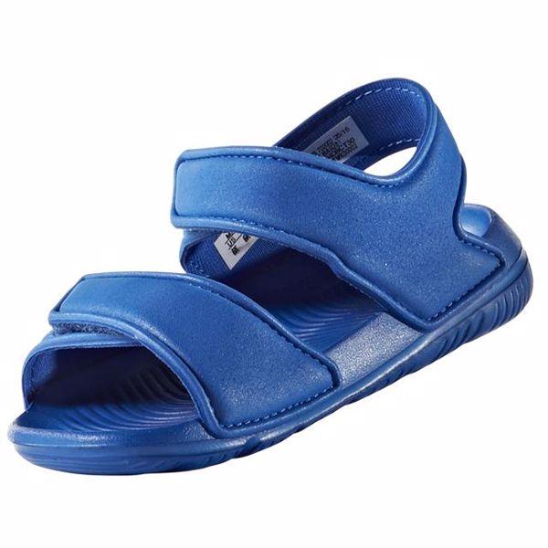 adidas BA9281 Blue sandále - Brendon - 151897