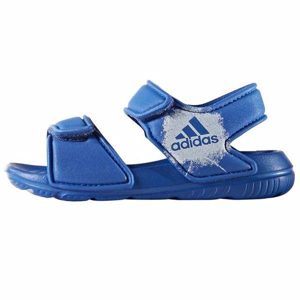 adidas BA9281 Blue sandále - Brendon - 151898