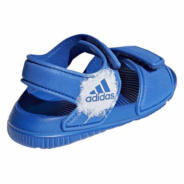adidas BA9281 Blue sandále - Brendon - 151900