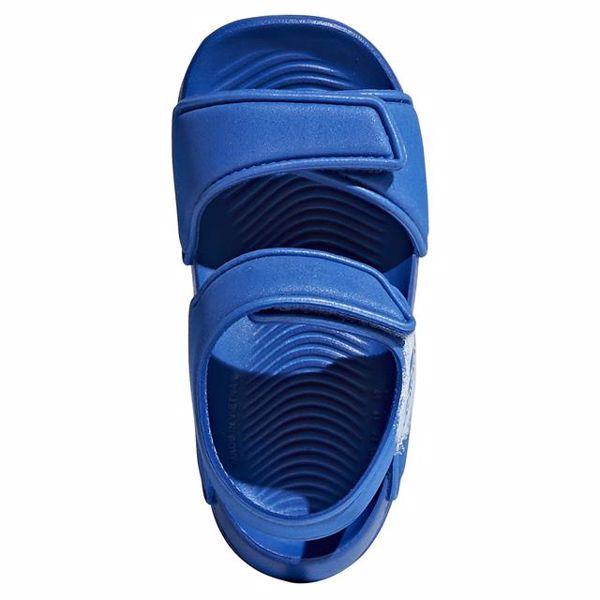 adidas BA9281 Blue sandále - Brendon - 151901