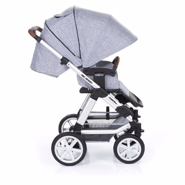 ABC Design Tereno Air Graphite Grey babakocsi - Brendon - 152359
